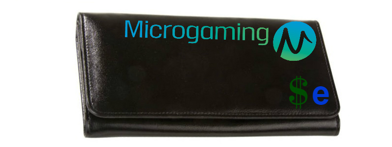 Microgaming e-wallet casinos